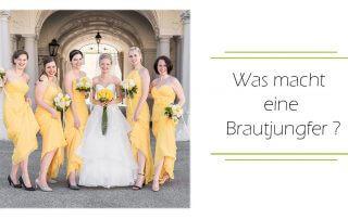 Brautjungfer
