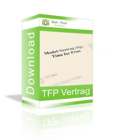 Verpackung TFP Vertrag